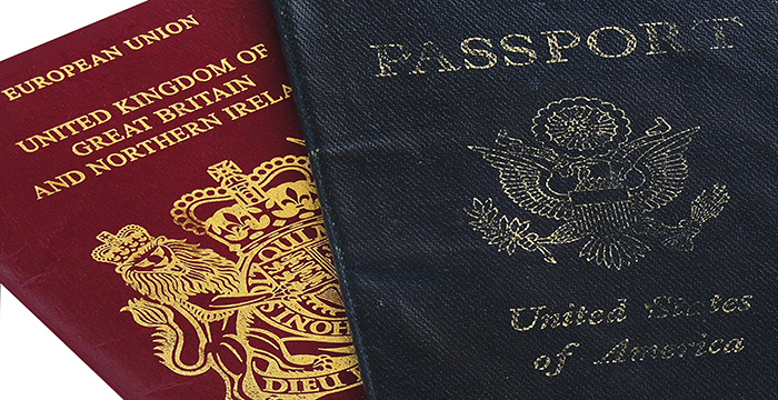 dual passports for people with birthright citizenship