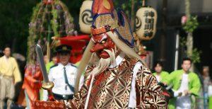 Shimokita Tengu Matsuri Mask