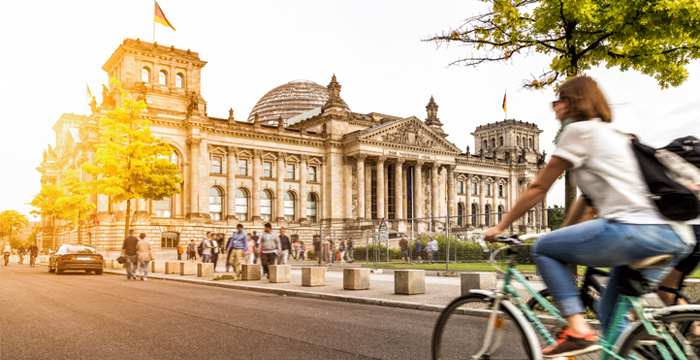 Studying abroad in Berlin