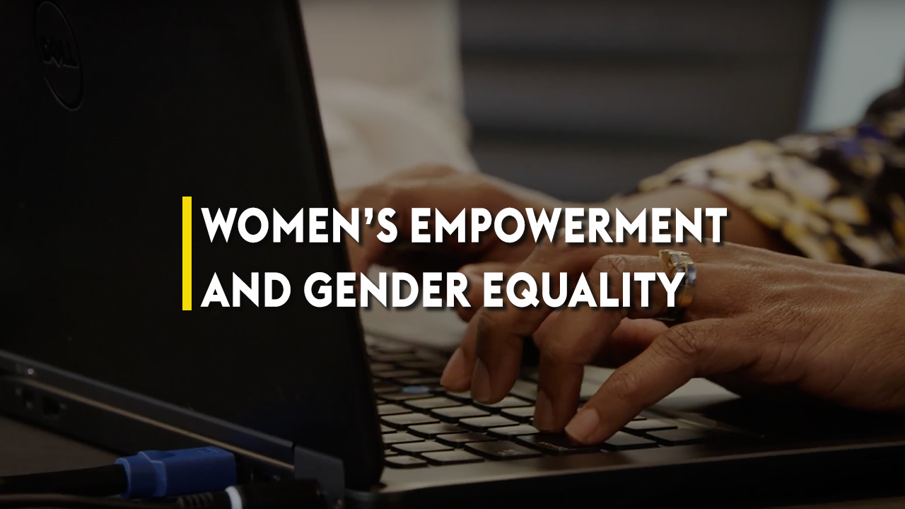 How do women achieve true equality in the workforce?