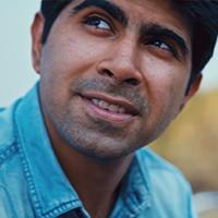Influencer Ankit Kawatra Portrait