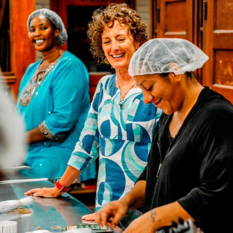 How the Women's Bean Project offers women self-sufficiency | Blog