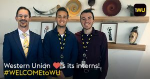Western Union Interns