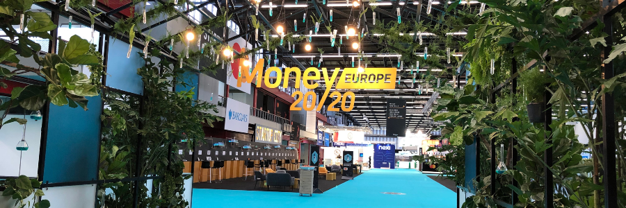Money 20/20 Europe Sign