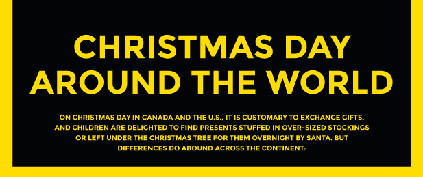 Holiday Gift-Giving Customs Around the World