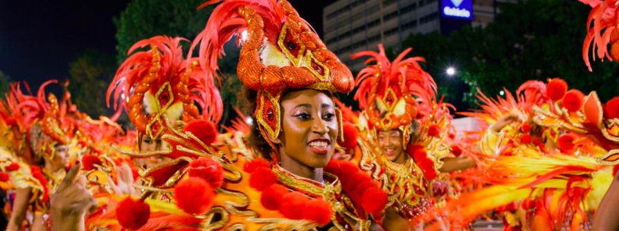 Preparate para el Carnaval en Rio