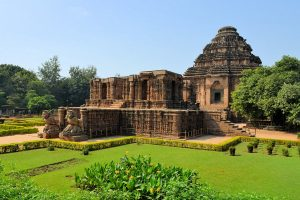 Hindu Temple of the Sun, Konark, India